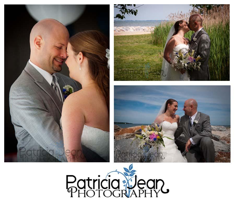 Margot & TJ Married